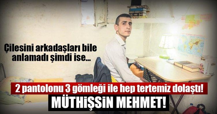 Müthişsin Mehmet!