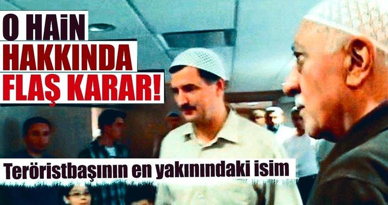 Son dakika haberi: Teröristbaşının en yakınındaki isim Cevdet Türkyolu hakkında flaş karar