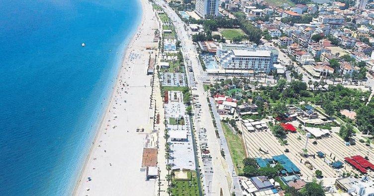 Antalya'nın gerdanlığı