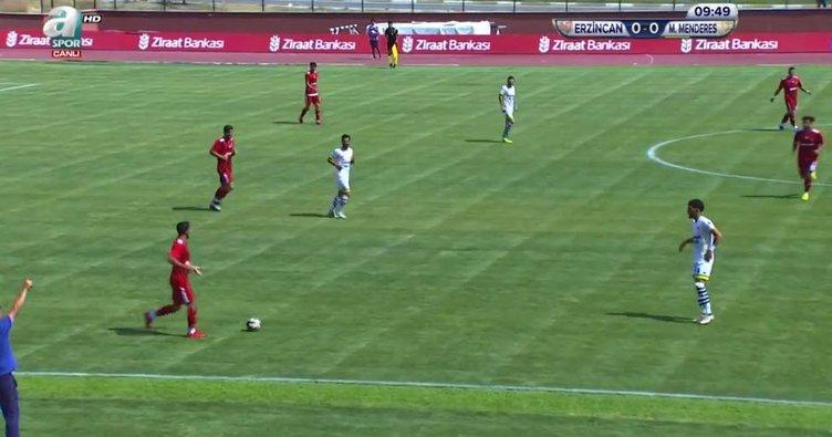 24 Erzincanspor 3-1 Muş Menderesspor (Maç Sonucu)
