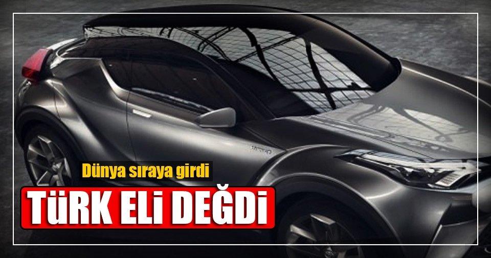 Türkiye'de üretilen araca talep patlaması