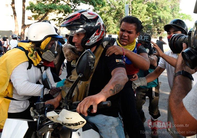 Venezuela'da ABD Darbesi püskürtüldü! Darbeciler yargılanacak