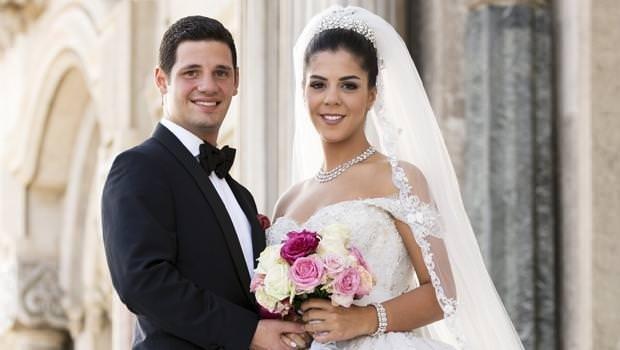 İpek Ayaydın evlendi