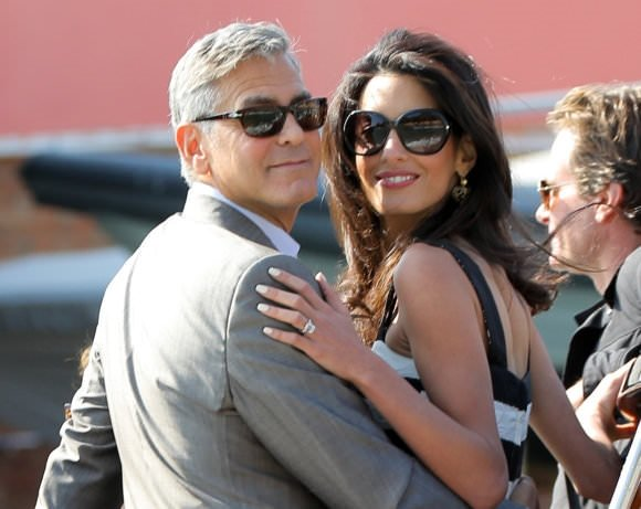 Büyük davaları George Clooney sayesinde alıyor