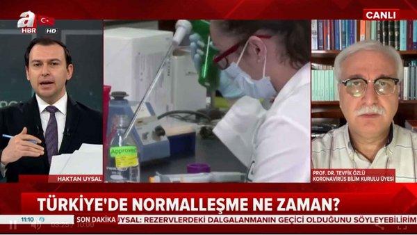 Türkiye'de Normalleşmeye Geçiş Nasıl Olacak? Bilim Kurulu Üyesi Açıkladı!