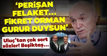 Hıncal Uluç'tan Beşiktaş için çok sert sözler! Abdullah Avcı ve Fikret Orman...