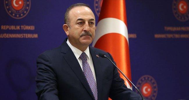"""Dışişleri Bakanı Çavuşoğlu: """"Afganistanlı kardeşlerimiz istediği sürece bu ülkede kalmaya devam edeceğiz"""""""