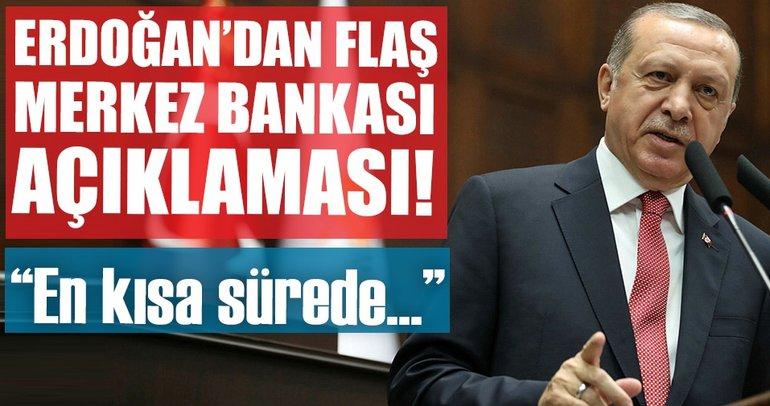 Erdoğan: Veriler ekonomide olumlu yönde bir seyre işaret ediyor