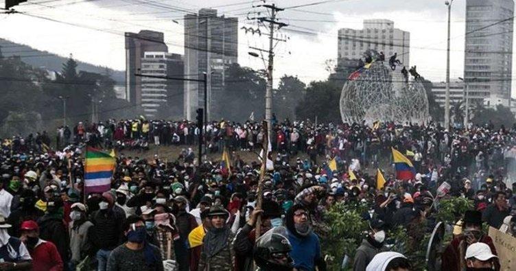 Ekvador'da cezaevlerinde isyan çıktı! 67 mahkum öldü