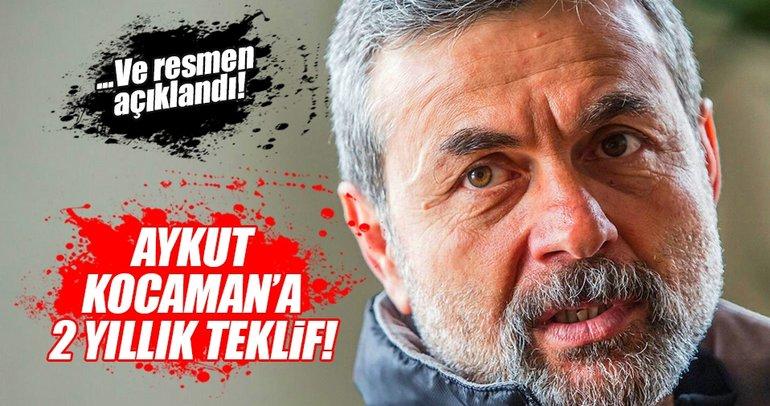Fenerbahçe'de Aykut Kocaman sesleri!