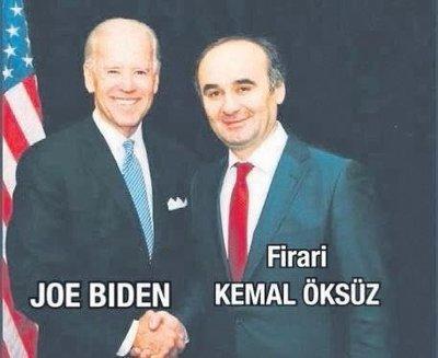 İşte Joe Biden'ın FETÖ'cü dostları - Son Dakika Haberler