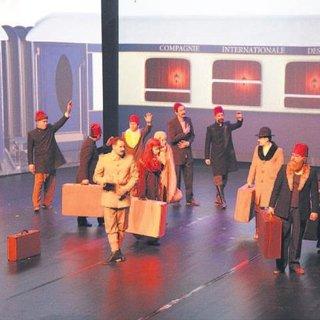 'Sızı' oyunu Saraybosna turnesinde