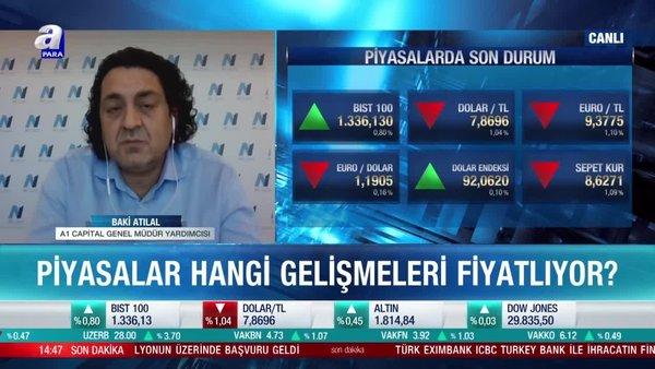 Baki Atılal: Borsa biraz alternatifsiz kalıyor