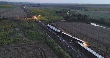 Türkiye'deki büyük tren kazaları