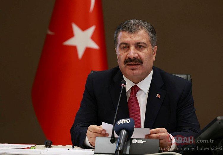 Son dakika haberi: Sağlık Bakanı Fahrettin Koca 25 Temmuz korona virüs vaka sayısı son durumu açıkladı! Türkiye'de corona virüsü vaka, ölü ve iyileşen hasta sayısı nedir?