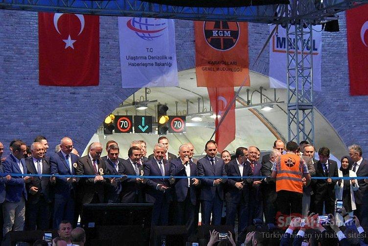 İzmir-Manisa yolu artık 15 dakika