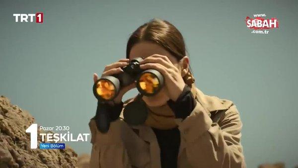 Teşkilat 10. Bölüm 2. Fragmanı yayınlandı | Video