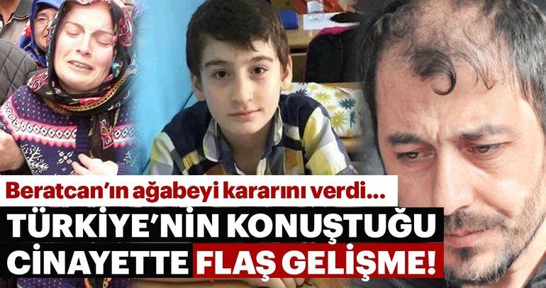 Annesinin yasak aşkı tarafından öldürülmüştü... Türkiye'nin konuştuğu cinayette flaş gelişme!