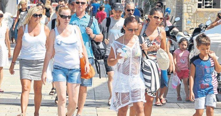 Turizme darbe vurdu