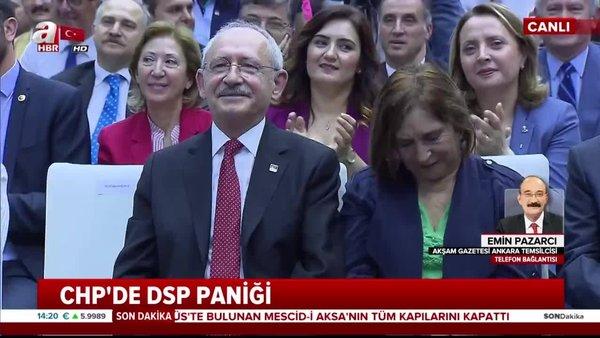 CHP ve DSP arasında