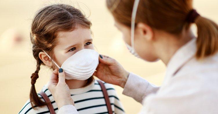 Pandemi döneminde yaşayan çocuklarda görülebilir!