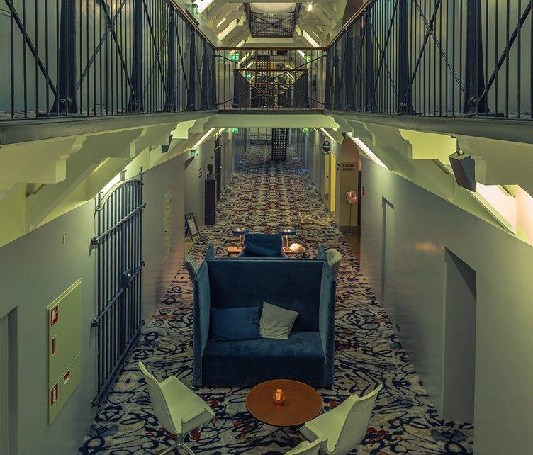 Sıradışı bir hotel!