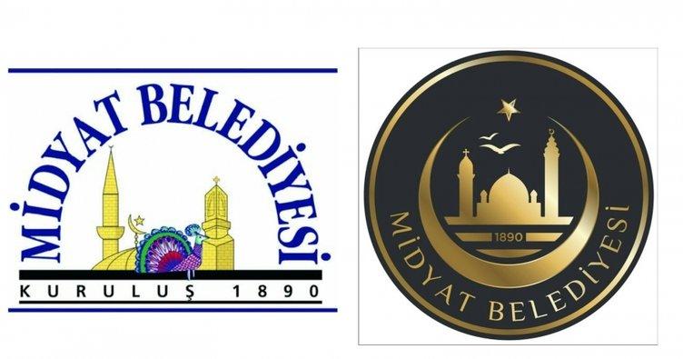 Midyat Belediyesi'ne yeni logo!