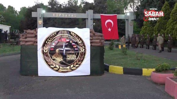 NATO Tatbikatına katılacak olan askerler yola çıktı | Video