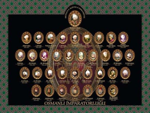 Osmanlı padişahları hakkında ilginç bilgiler