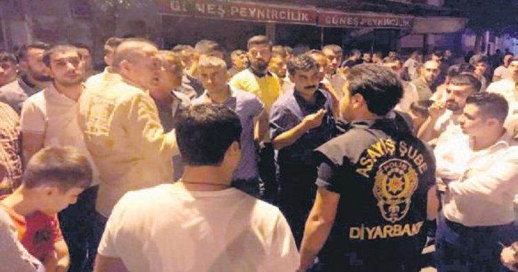 Taciz iddiası halkı sokağa döktü