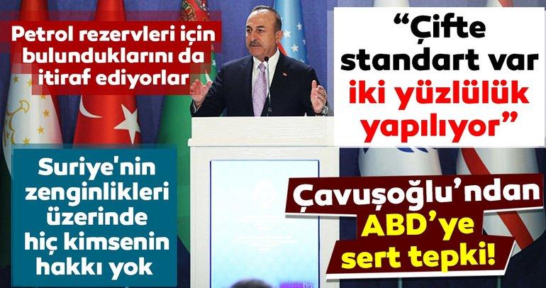 Son Dakika: Bakan Çavuşoğlu'ndan flaş açıklamalar...