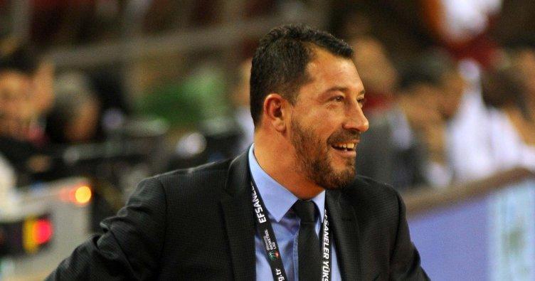 Karşıyaka'nın gönderdiği Ufuk Sarıca, Beşiktaş'la finalde
