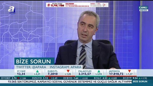 Gelir İdaresi Başkanı Bekir Bayrakdar'dan önemli açıklamalar (2 Nisan 2020 Perşembe) | Video