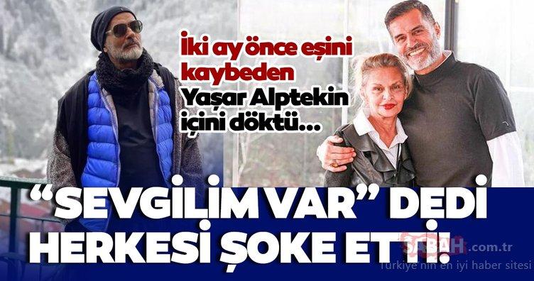 İki ay önce eşini kaybeden Yaşar Alptekin Sevgilim var dedi Alişan'ı şoke etti! Yaşar Alptekin canlı yayında içini döktü...