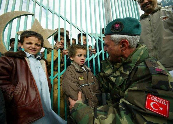 Afganistan'da şehit olan Albay Faruk Sungur