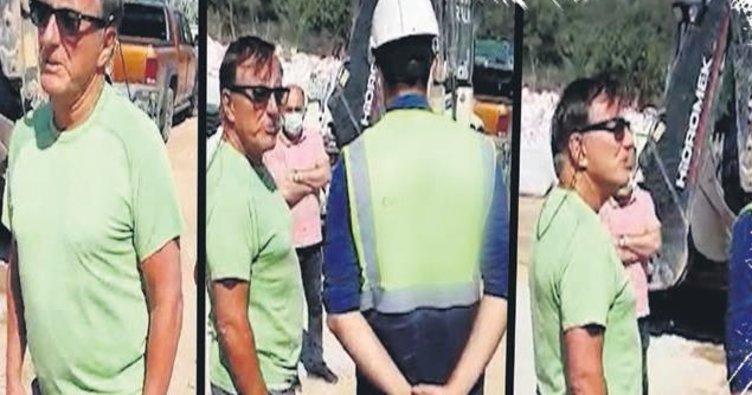 SON DAKİKA | Bülent Eczacıbaşı'ndan silahlı korumalarıyla baskın! Bodrum bu skandalı konuşuyor