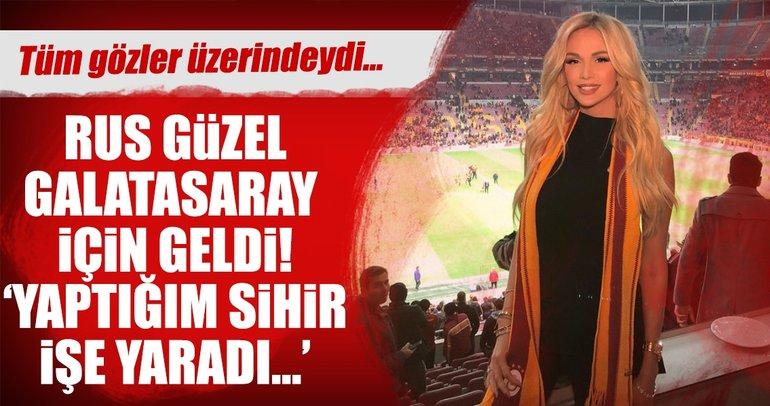 Türk Telekom Stadı'nda bir iyi niyet elçisi...