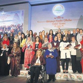 Emine Erdoğan'dan girişimci kadın çiftçilere ödül