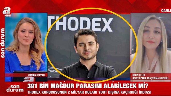 SON DAKİKA: Kripto parada büyük şok! Thodex'de (Fatih Özer) 2 Milyar Dolarlık vurgun' Mağdurlar nasıl geri alacak?