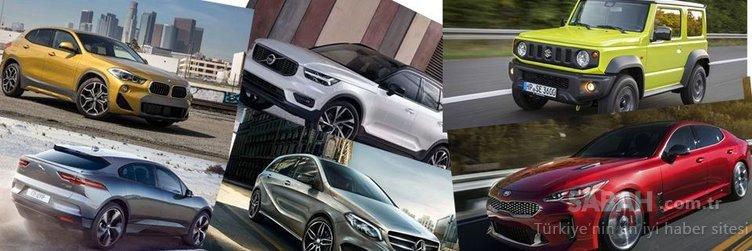 Türkiye'de yılın otomobili adayları açıklandı
