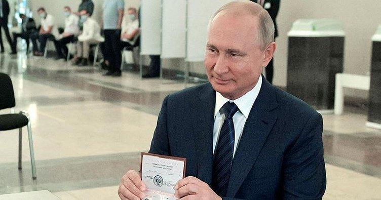 Putin'e 2036'nın önü açıldı