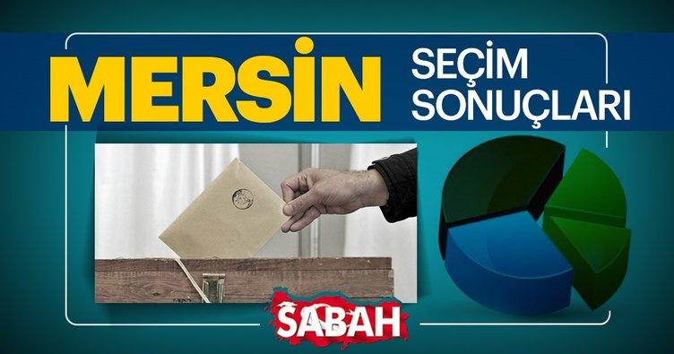 Mersin 31 Mart seçim sonuçları için sandıklar açılıyor! 2019 Mersin seçim sonucu ve oy oranları canlı takip et!