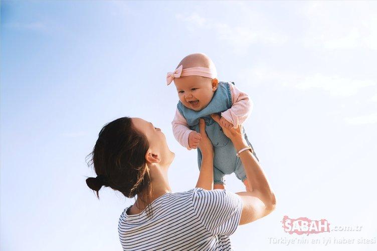 Bu bebekler hastalıklara karşı daha dirençli!