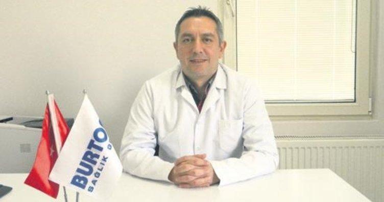 'Gastroskopiden korkmayın'