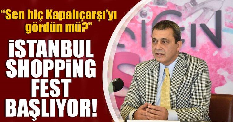 İstanbul Shopping Fest 1-16 Temmuz'da