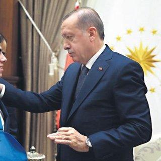 Erdoğan gibi dik durdum