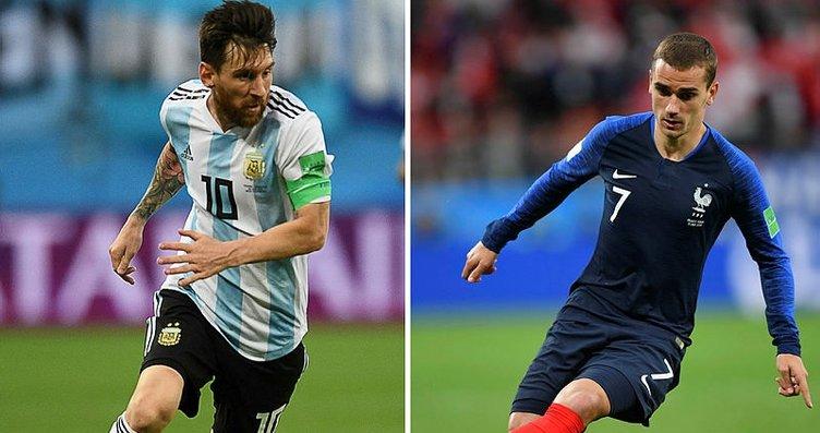 2018 Dünya Kupası'nda son 16 zamanı
