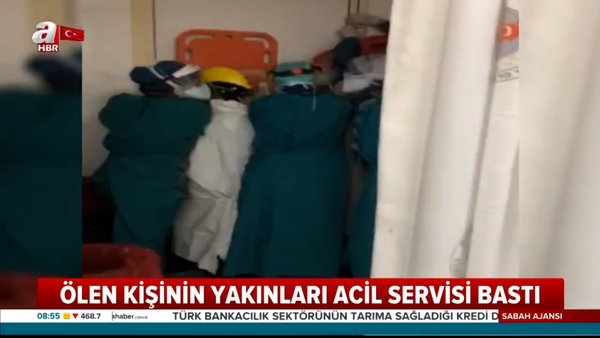 Son dakika haberi: Sağlık Bakanı Koca'dan Ankara'da acil servisteki dehşet görüntülerine tepki   Video
