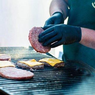 Hamburgercideki eldivenlerin yıkanması şart