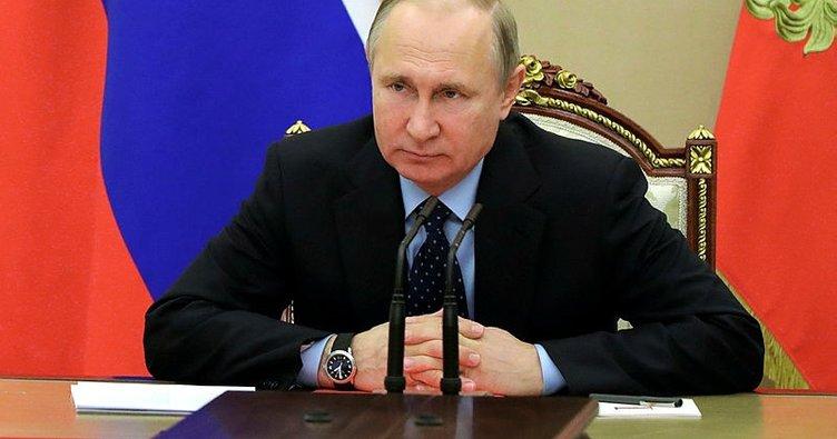 Putin, Kazakistan'ın yeni Cumhurbaşkanı Tokayev'i tebrik etti